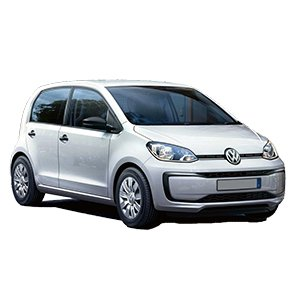 Piemme Car Rent - Volkswagen UP