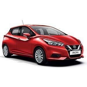 Piemme Car Rent - Nissan Micra