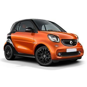 Piemme Car Rent Smart Fortwo