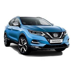 Piemme Car Rent Nissan Qashqai