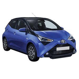 Piemme Car Rent - Toyota Aygo