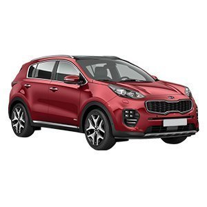 Piemme Car Rent - Kia Sportage